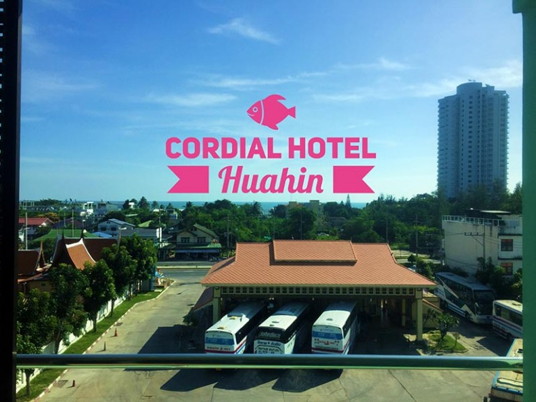 Review Cordial Hotel Huahin